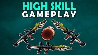 TRIPLE ROCKET VERY TOXIC HIGH SKILL GAMEPLAY...
