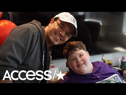 Pat McMahon - Seth MacFarlane Grants Wish For Kid with Cerebral Palsy - The Good Stuff
