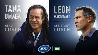 Tana Umaga & Leon MacDonald Reunited to Lead Blues in 2019