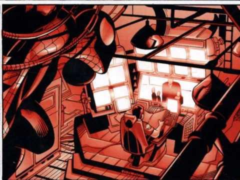 История Комикса Ultimate Spider Man