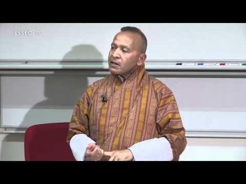 Minister of Education of Bhutan : Thakur Powdyel