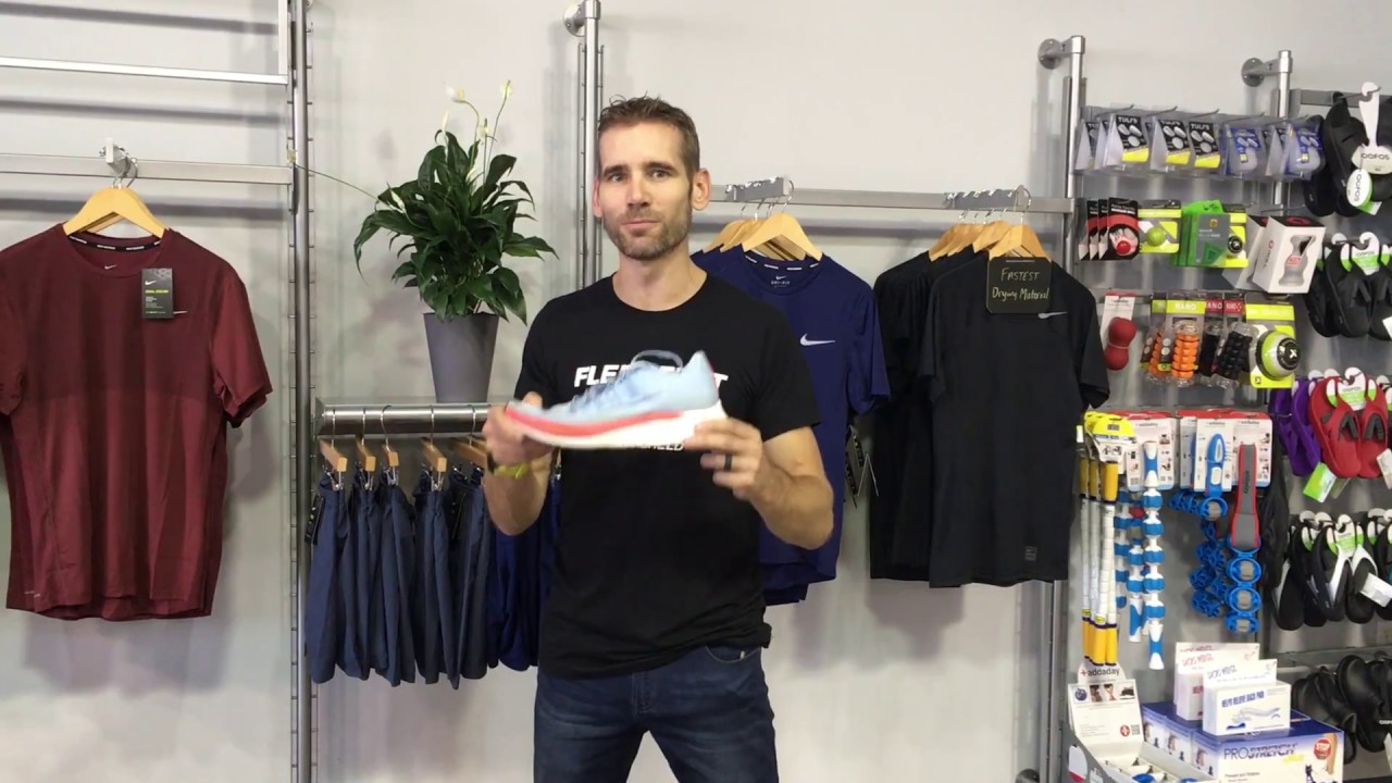 check out f8db7 a8deb Nike Zoom Fly Shoe Review - Fleet Feet Sports