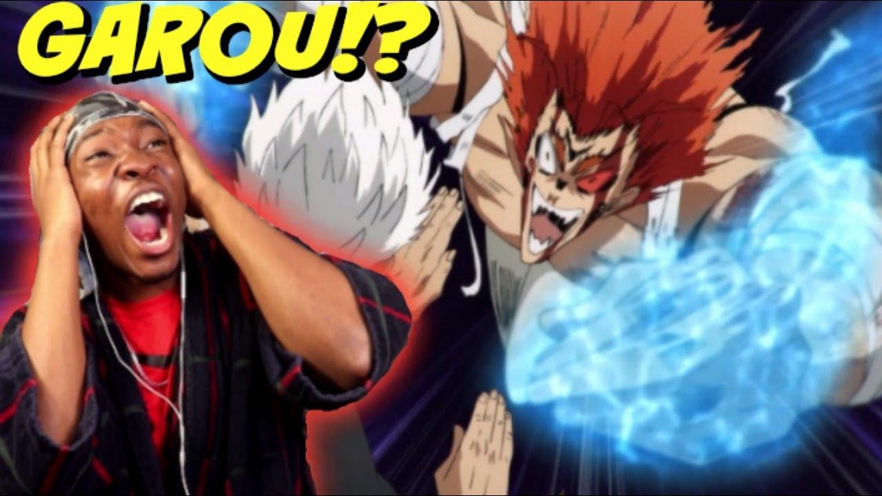GAROU'S RAMPAGE!!! | One Punch Man Season 2 Episode 11 | REACTION