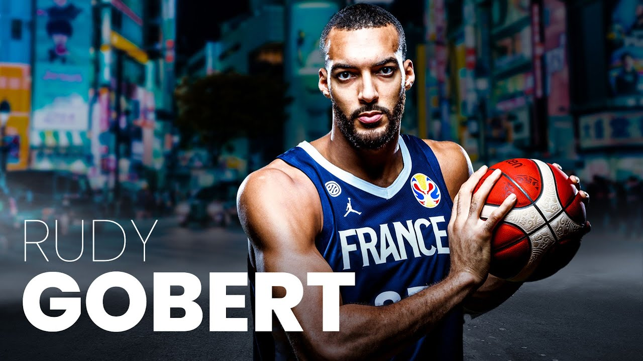Rudy Gobert | Top Plays for France | Players to watch at Tokyo 2020