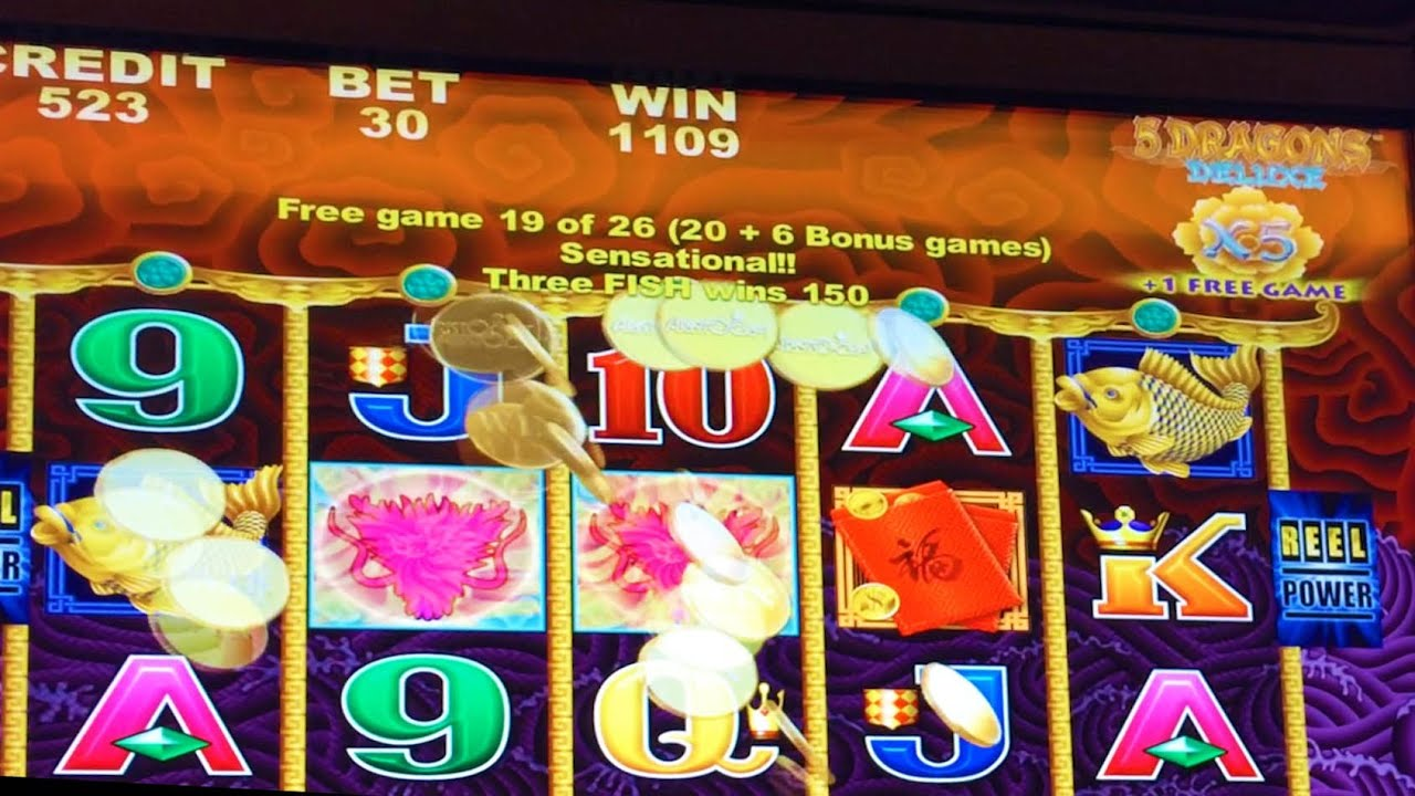 Slot machines of choice yamassee seminole casino