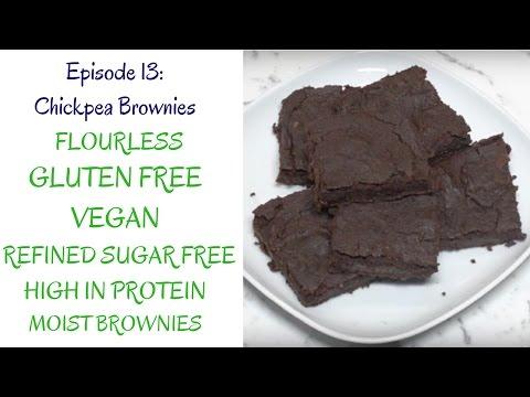 chickpea-brownies-(gluten-free,-vegan,-flourless)