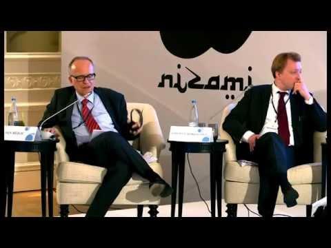 "3rd Global Baku Forum ""Building Trust in the Emerging World Order"" Panel 1"