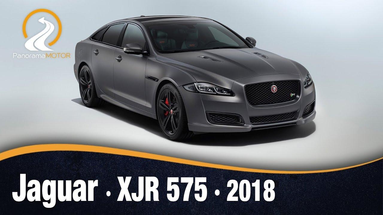 Jaguar XJR 575 2018  | Información y Review en Español