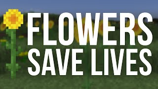 how flowers can save your life