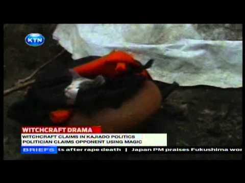 News: Kajiado witchcraft drama