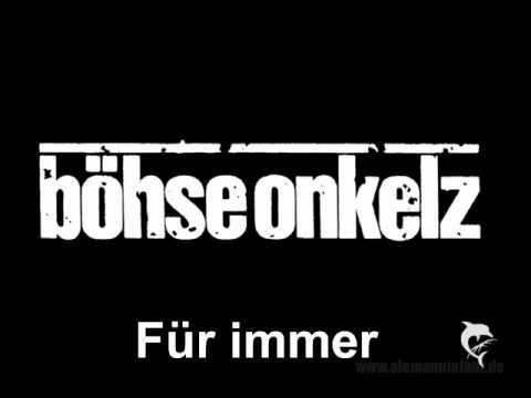 Böhse Onkelz - Für immer mp3