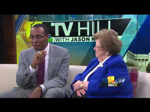 11 TV Hill: 1-on-1 with Sen. Barbara Mikulski