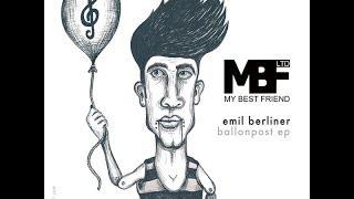 Emil Berliner - Musique Par Le Ballon