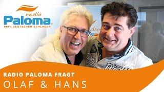 """Olaf und Hans stellen ihr Album """"Schmerzfrei"""" vor"""