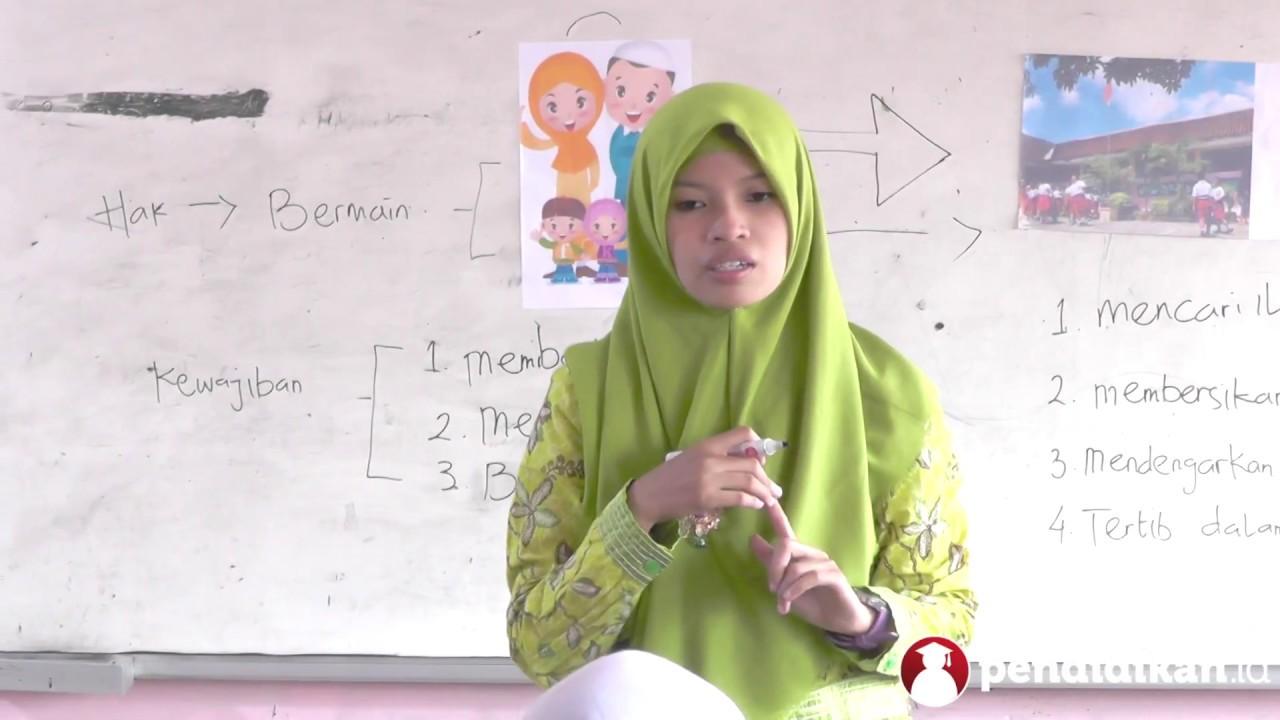 Kelas 3 Ppkn Hak Dan Kewajiban Video Pendidikan Indonesia