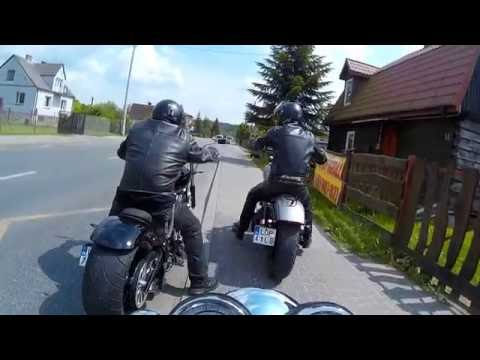 big dog mastiff vs harley fat bob Summer hellish ride