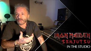 Iron Maiden - Senjutsu - In The Studio III