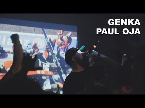 GENKA JA PAUL OJA  //  EKSISTANTS x FOOKUS (2015)
