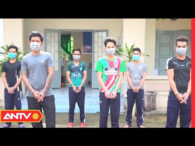Khởi tố 2 nhóm hỗn chiến tại Đồng Nai   ANTV