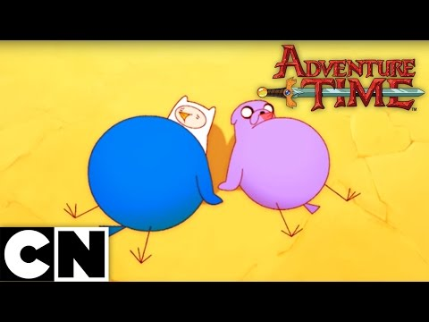 Adventure Time - Food Chain