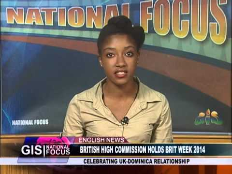 GIS Dominica, National Focus for July 24, 2014