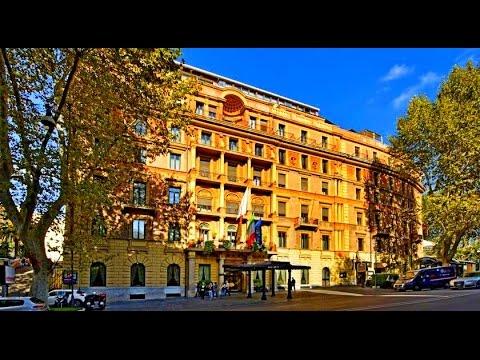 Ambasciatori Palace Hotel 5* - Rome - Italy