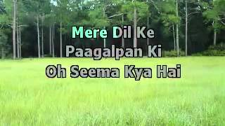 Video Aa Bhi Ja ( Sur ) Karaoke With Lyrics.flv download MP3, 3GP, MP4, WEBM, AVI, FLV Juni 2018