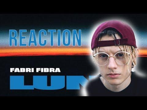 Fabri Fibra - Luna Ft Mahmood   REACTION   DAMNED