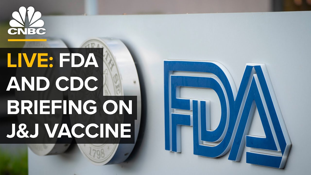 LIVE: U.S. health officials hold briefing on Johnson & Johnson vaccine— 4/13/21
