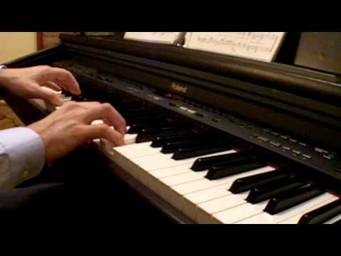 Theme from Somewhere in Time  Piano solo