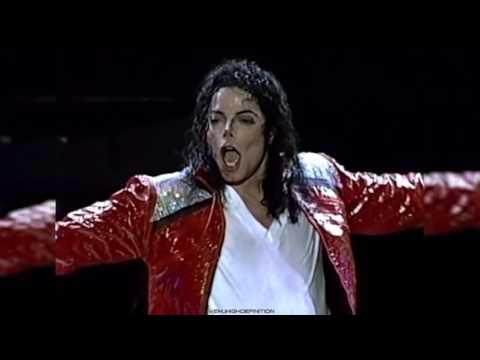 Michael Jackson - Beat It -  Auckland 1996 -