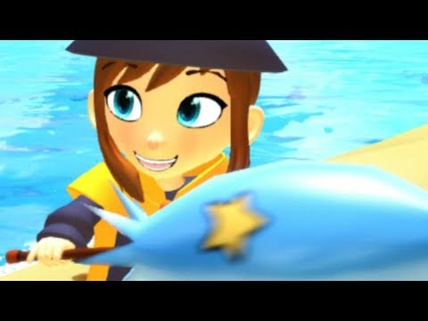 A HAT IN TIME IS FUN