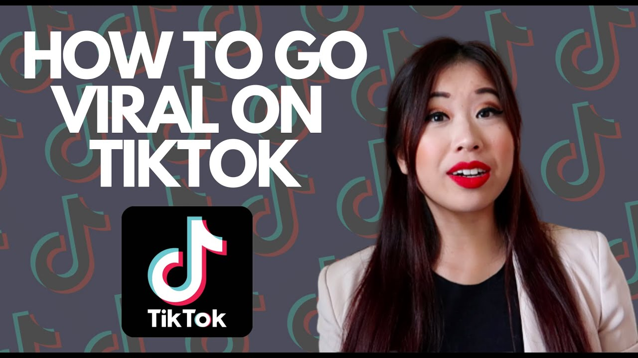 HOW TO GO VIRAL ON TIKTOK IN 2020 - YouTube