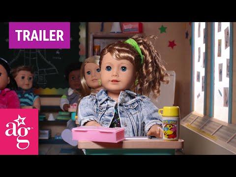 NEW AG MOVIE TRAILER | Meet Courtney: An American Girl Movie | @American Girl