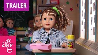 NEW AG MOVIE TRAILER   Meet Courtney: An American Girl Movie   @American Girl