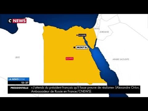 Egypte : une attaque terroriste contre des coptes fait au moins 26 morts