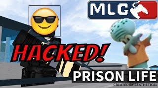 How To Hack Prison Life V 2.0 [Hacks/Glitch!] | ROBLOX (mlg)