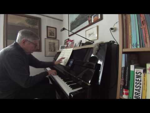 Mozart sonata K 332