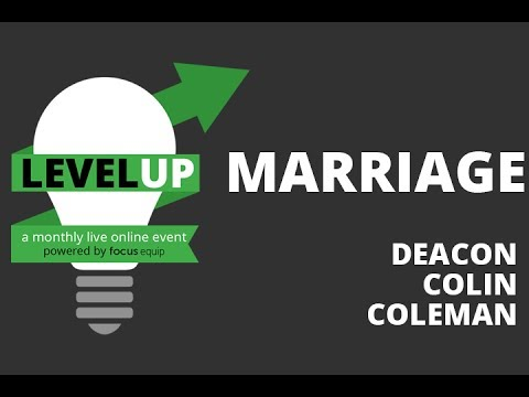 Level Up: Marriage