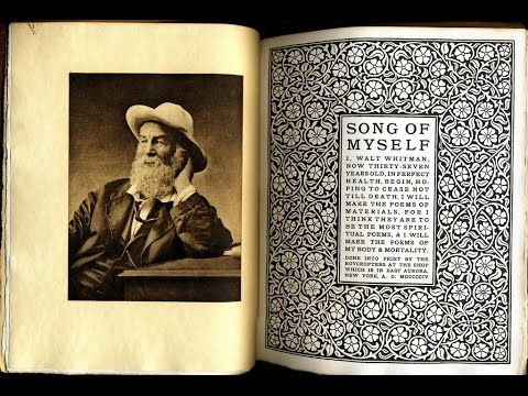 Song of Myself by Walt Whitman (Sections 1-30)