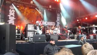 Skindred - Cut Dem live @Reload Festival 2011