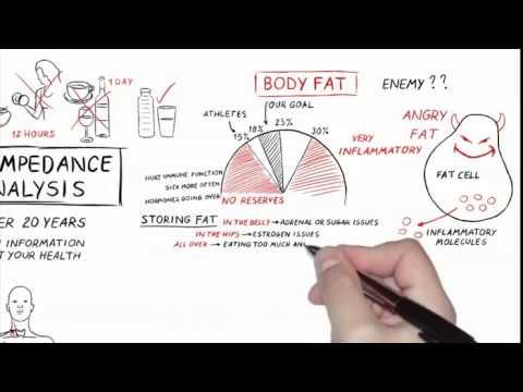 Bio Impedance Analysis Explained - Women