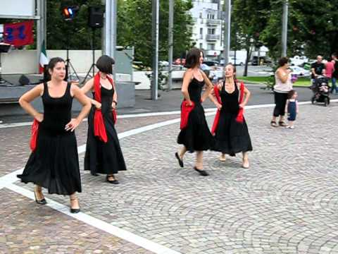 Tarantella Dancing - Melbourne Australia