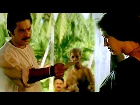 നരസിംഹ മന്നാടിയാരുടെ ഭാര്യയായിരിക്കാന് നിനക്ക് സംമതാണോ..! | Mammootty , Gauthami - Dhruvam
