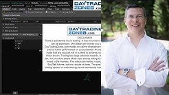 How To Day Trade Bitcoin Futures XBT For Profit - Beginner Guide