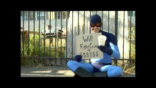 The Blue Beetle: Ted Kord Returns.....Episode 1