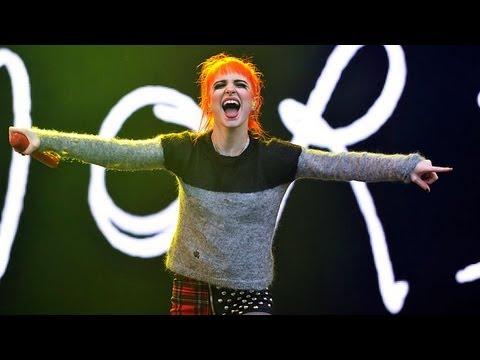 Paramore - Now at Radio 1's Big Weekend 2013