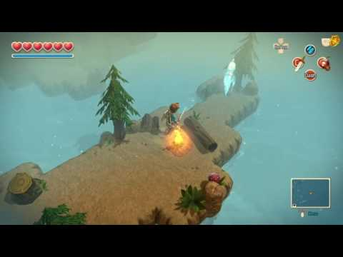 Oceanhorn Island Of Whispers - The Search For The Cursed Skulls Pt1