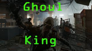 Fallout 4: Character Build - Ghoul King (TELEPORTING!)