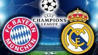 Прогноз на матч Бавария - Реал Мадрид 12.04.2017 кф 2,78